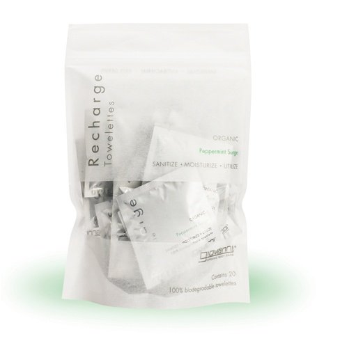Antibacterial Face Wipes front-869143