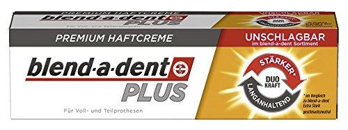 Blend-a-dent Plus Haftcreme 6er Pack (6 x 40 g)