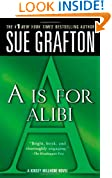 """""""A"""" is for Alibi (The Kinsey Millhone Alphabet Mysteries, No 1)"""