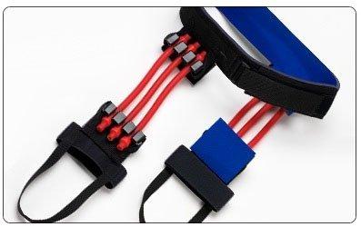 Lifeline Vertical Jumper-Red 60 lb Resistance
