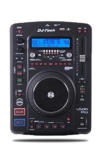 DJ-tech Usolo Pro Mediaplayer (2x USB Slots)