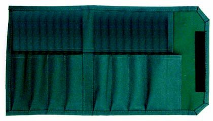 Green Canvas Pouch for Sets