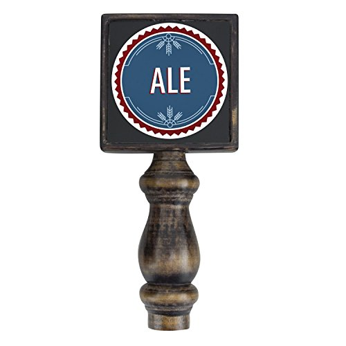 Beer Tap Handle With Changeable Labels