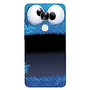 GripIt Cookie Monster Printed Casefor LeEco Le Max 2