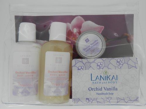 LANIKAI Floral Set Orchid Vanilla ラニカイ フローラルセット オーキッドバニラ