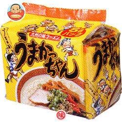 ハウス食品 九州の味ラーメン うまかっちゃん5食パック×6個入