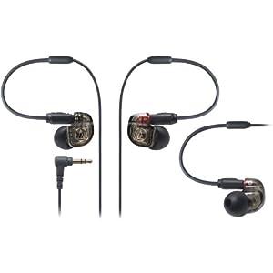 audio-technica シングル・バランスド・アーマチュア型インナーイヤーモニターヘッドホン ATH-IM01