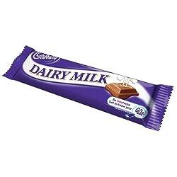 Cadbury Dairy Milk, 1.73-Ounce Units (Pack of 24)