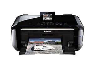 Canon 5292B002 Pixma MG6220 Wireless Inkjet Photo All-In-One Printer/Scanner (Black)