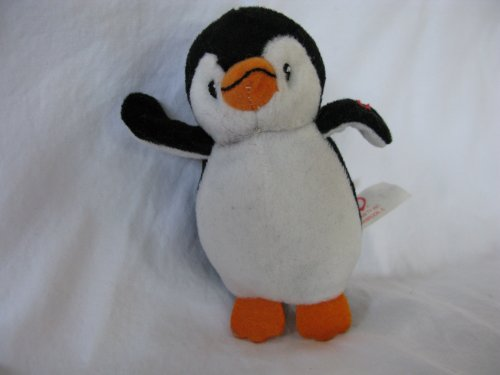 TY McDonald's Teenie Beanie - #13 CHILL the Penguin (2009) - 1