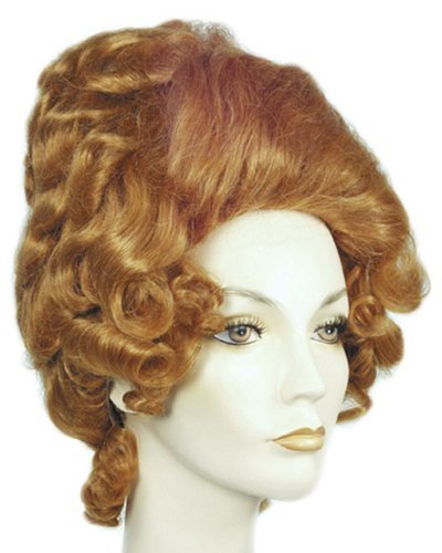 Big Momma House Beehive Wig - Auburn