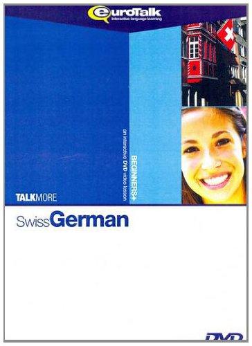 Talk More - Swiss German - Interactive Video DVD Beginners+