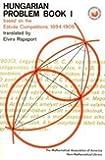 Hungarian Problem Book 1 (Number 11) (Bk. 1)