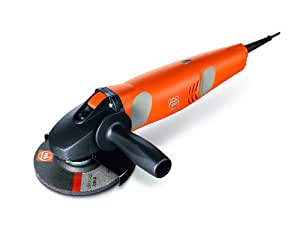 Fein WSG 14-70 ET Tip Start 6-Inch Variable Speed Angle Grinder