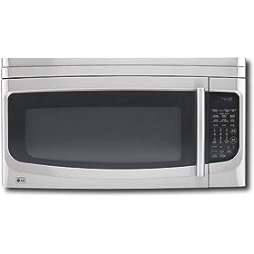 LMVH1750ST %2D Over%2Dthe%2DRange Microwave %2D Stainless Steel