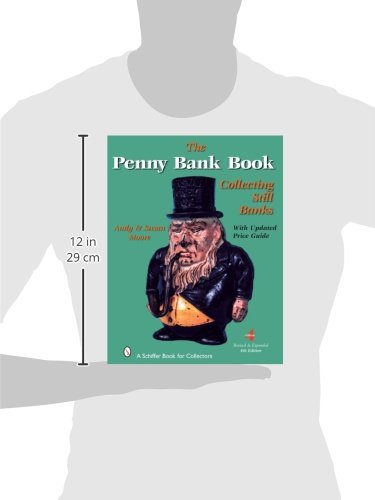 The Penny Bank Book (Schiffer Book for Collectors)
