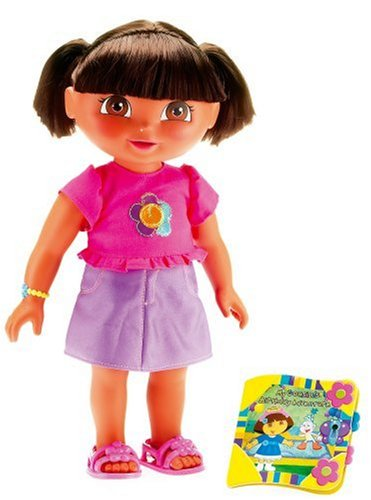 Fisher Price Dora The Explorer - Dress and Style