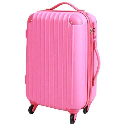スーツケース ABPC-3 L 桃
