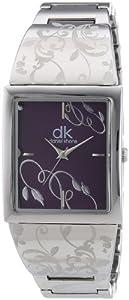 dk daniel khone Damen-Armbanduhr Woman Analog Quarz Alloy DKLA-90487-81M