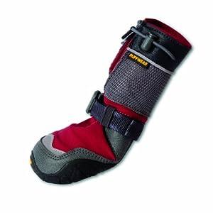 Ruffwear Polar Trex Boots for Dogs, 3.25-Inch, Red Rock