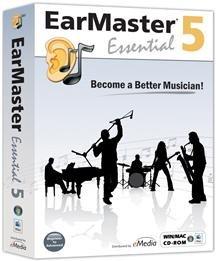 Good Emedia Music Corp Earmaster Essential 139 Progressive Lessons Maximize Your Musicianship Sm Box