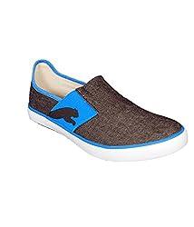 Puma Mens Black Mesh Running Shoes (35739809) - 6UK/India (39EU)