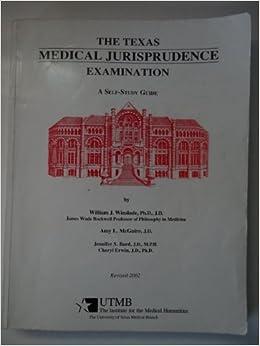 The Course - Texas Medical Jurisprudence Prep | TX ...