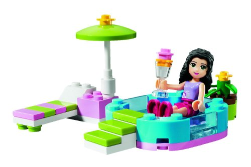 Marzo 2012 costruzioni giocattoli - Lego friends piscina ...
