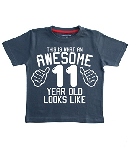 this-what-an-awesome-11-year-old-looks-like-navy-boys-11th-birthday-t-shirt-in-size-12-13-years-with