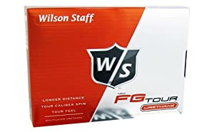 Wilson Staff FG Tour Golf Balls by Wilson