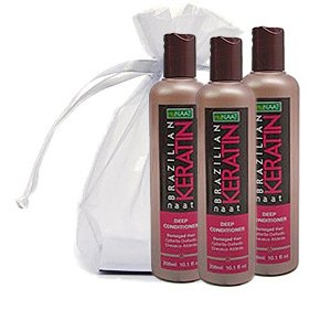 NUNAAT Brazilian Keratin Hair Care Gift Bag