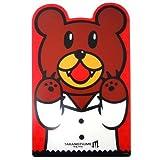 秘密結社 鷹の爪 ダイカット下敷きアニメキャラクターグッズ(文房具)通販/
