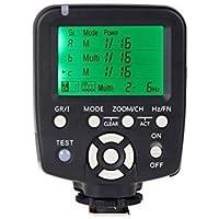 Yongnuo YN560-TX Wireless Flash Controller und Oberbefehlshaber für YN-560 III YN-560 TX YN560TX Speedlite Nikon DSLR-Kameras mit WINGONEER diffusor