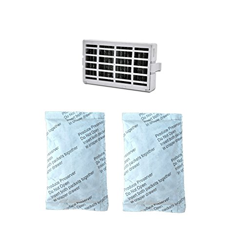 Whirlpool, Maytag, or Kitchen Aid Compatible Fresh Flow Filters Bundle Pack (Kitchen Aid Air Filter compare prices)