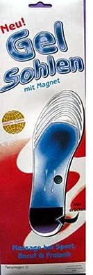 Gelsohlen mit Magnet - Passend für alle Schuhgrößen
