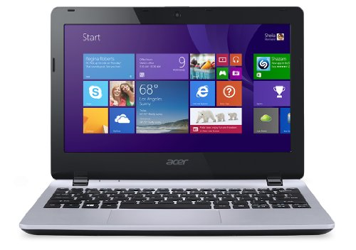Acer Aspire E3-111-P8DW 11.6-Inch Laptop (Cool Silver)
