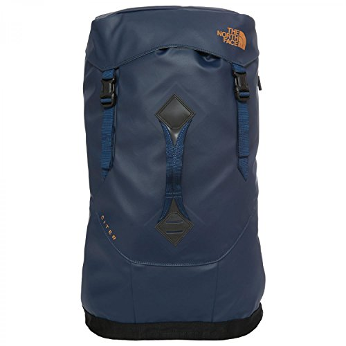 North Face Base Camp Citer Zaino, Blu (Cosmcbl/Citrnyw), Taglia Unica
