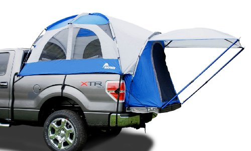 Sportz Truck Tent Blue/Grey (Full Size Crew Cab 5.5-Feet Box) (Napier Backroadz Truck Tent compare prices)