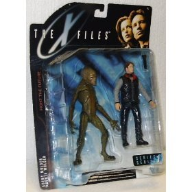 Buy Low Price McFarlane The X Files; 6″ Agent Mulder (In Arctic Clothes) with 6″ Alien Figure; or Agent Mulder (In Arctic Clothes) with Cryopod Chamber with Human Host; Ultra Action Figure (B000N29NUS)