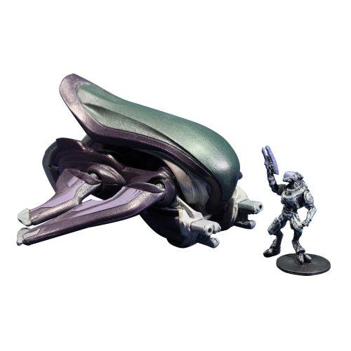 McFarlane Toys Halo Micro Ops Series 1: Banshee with 2 Elites