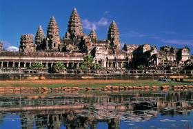 Tomax Angkor Wat, Cambodia 1000 Piece Jigsaw Puzzle (Angkor Wat Model compare prices)