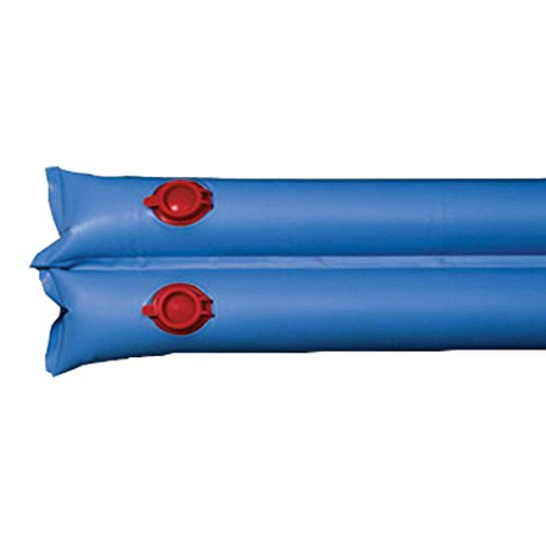 8 Foot Double Water Tubes Winter Pool Cover Weights Blue 6 Pack Dealtrend