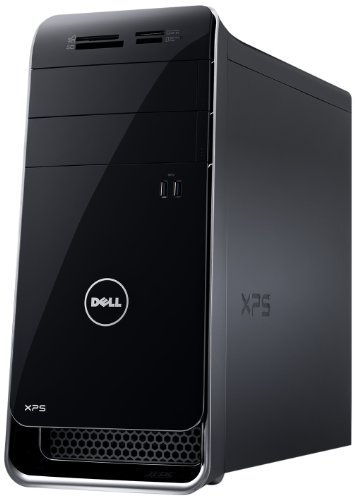 Dell Xps X8700-3130Blk Desktop