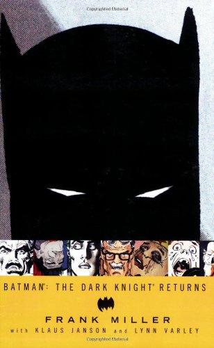 Batman The Dark Knight Returns from DC Comics