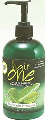 Hair One Hair Cleanser and Conditioner with Tea Tree Oil Hair Conditioners And Treatments