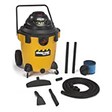 Shop-Vac 9626110 6.5-Peak Horsepower Right Stuff Wet/Dry Vacuum, 32-Gallon