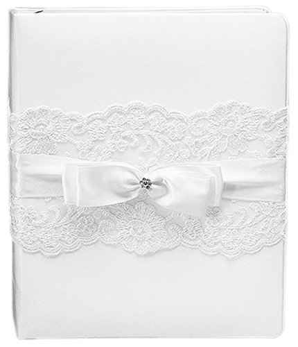 Beverly-Clark-French-Lace-Memory-Book-White