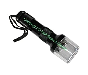 Electric Battery Powered Aluminum Pollen Herb Sipce Tobacco Hand Held Grinder, Color May Very