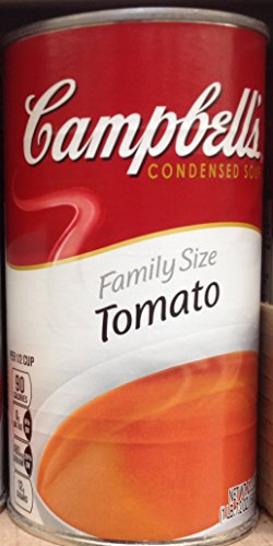 Campbell'S Family Size Tomato Soup 23.2Oz. (Pack Of 3)
