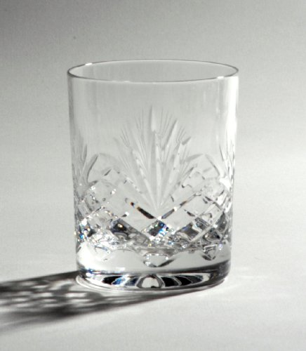 Crystal Whisky Tumblers - Set of 6 - Majestic